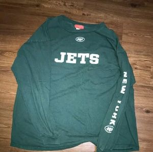 Authentic New York Jets Longsleeve NFL Shirt